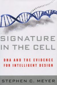 Read more about the article Kirjaesittely: Stephen Meyer, Signature in the Cell