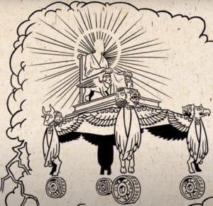 Read more about the article HESEKIELIN KIRJA (2): Jumalan kavod ja profeetan kutsu (Hes. 1-3)