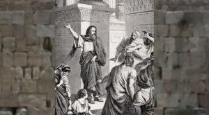 Read more about the article JEREMIAN KIRJA (2): episodi temppelissä (luvut 7 & 26)